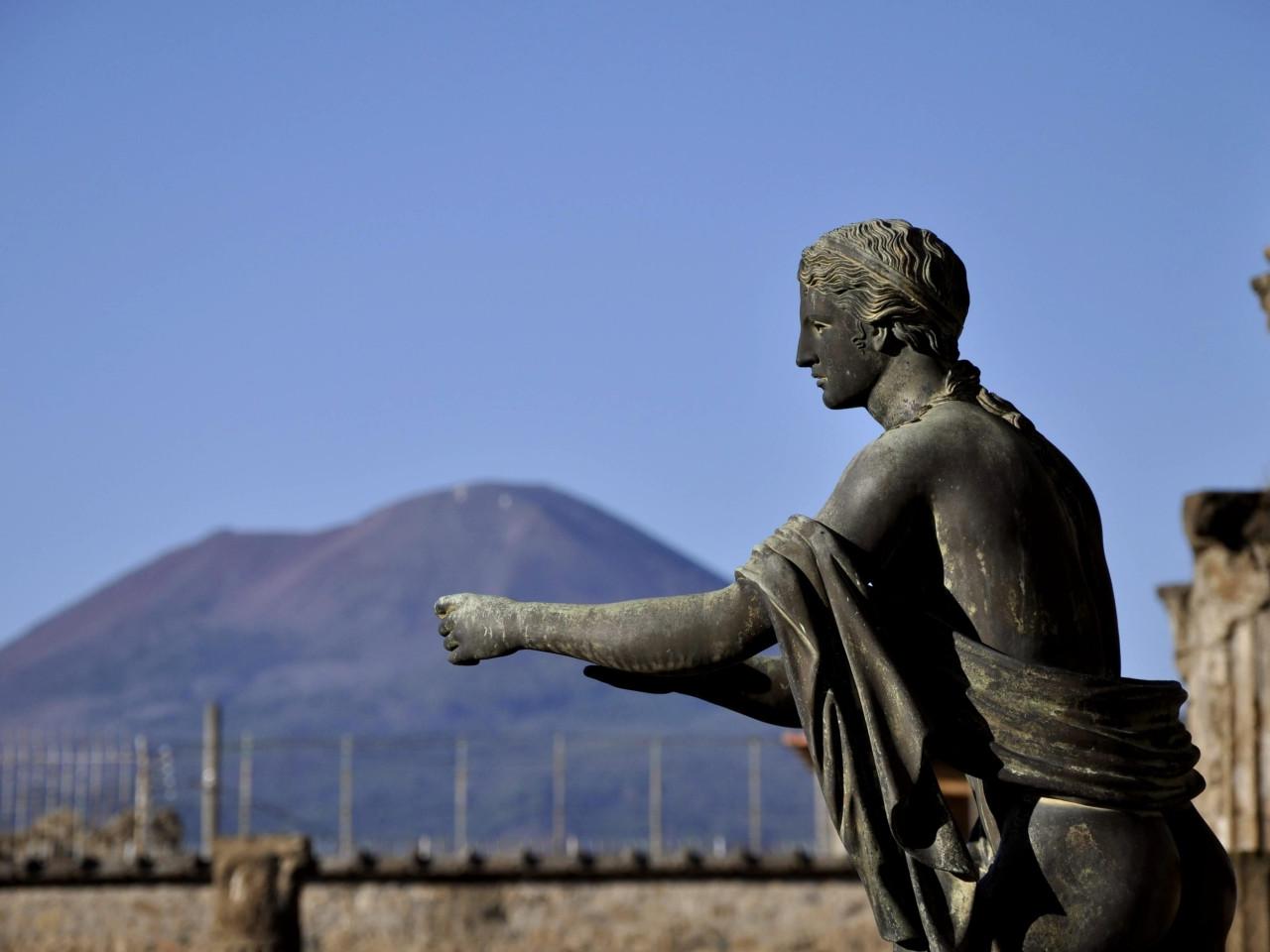 Pompei mezza giornata