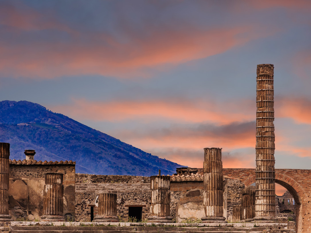 Pompei & Ercolano
