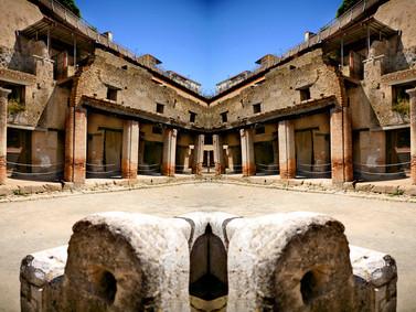 Pompeii Herculaneum and Vesuvio