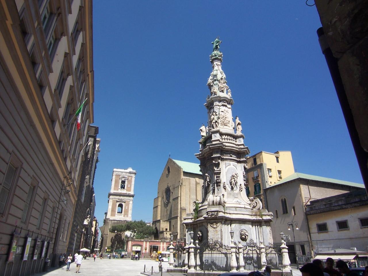 Napoli vecchia e monumentale