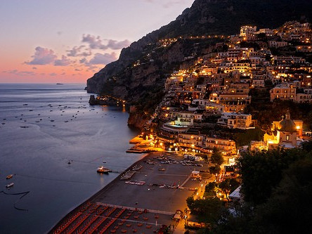 Positano, Amalfi and Ravello Shore Excursions