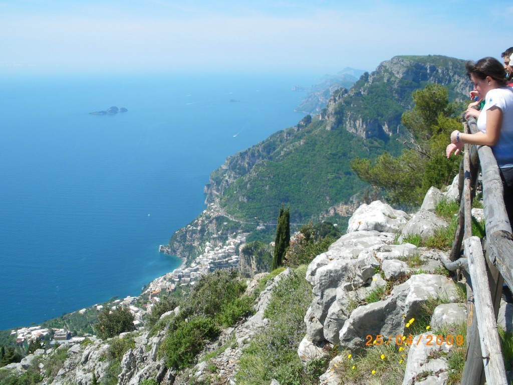Path of Gods and Amalfi Coast Excursions