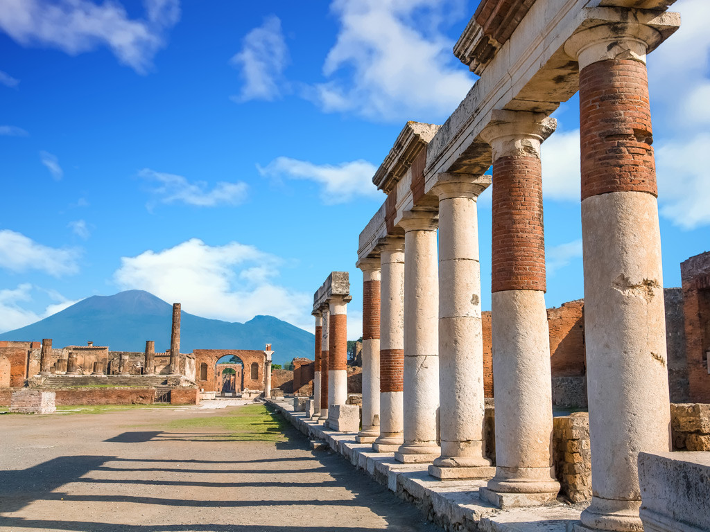 Pompei Half Day - Skip the line