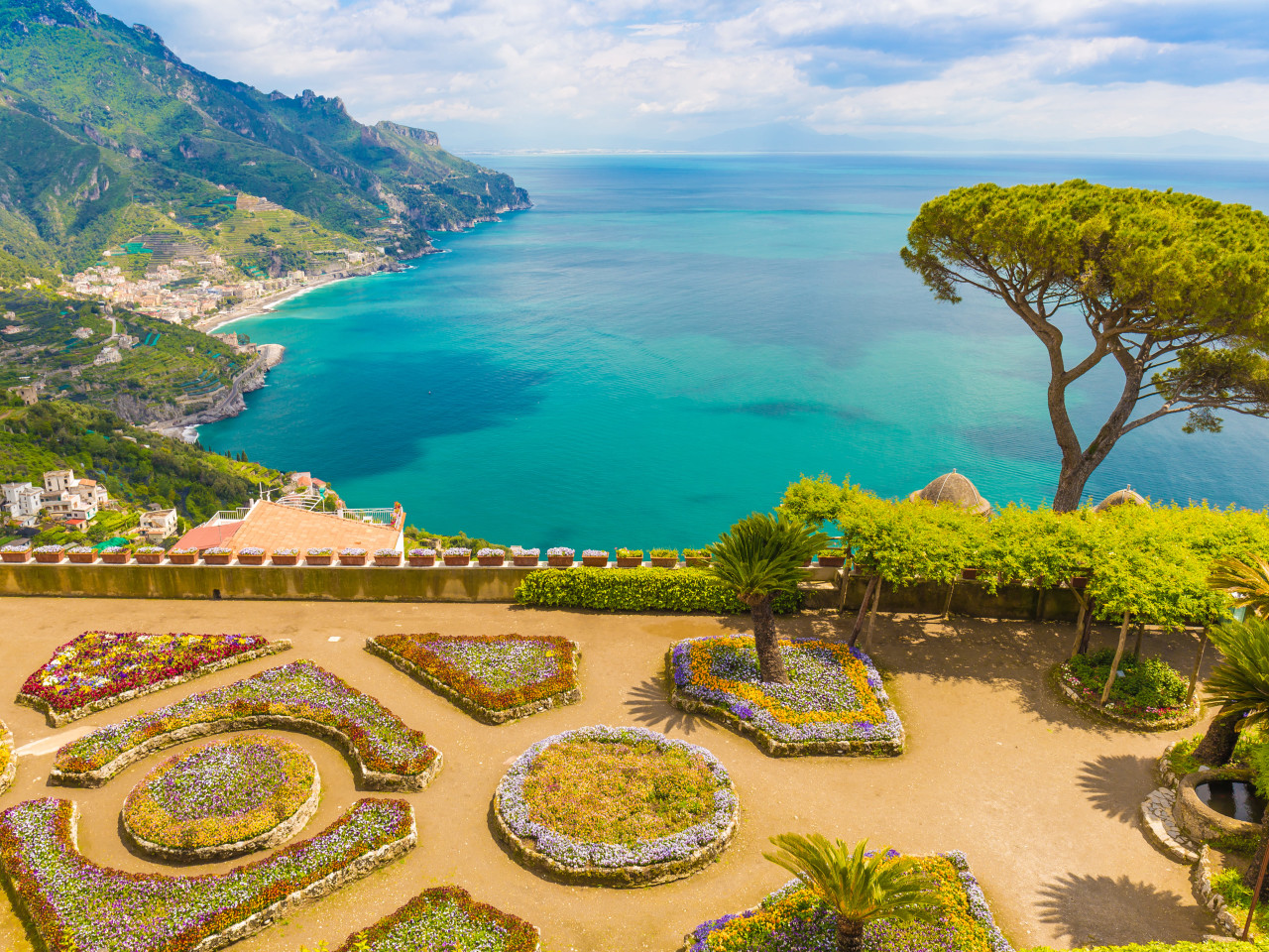 Amalfi Coast - Sharing Tour